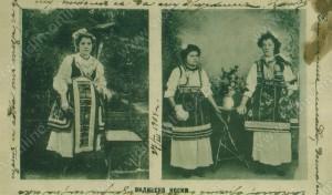 Видински носии