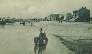 Пристанището с втория кей - Видин