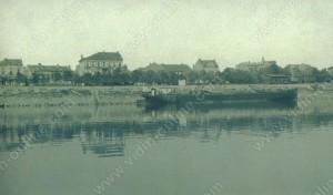 Пристанището и хотел Европа - Видин