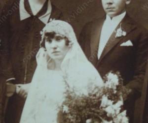Сватбата на Еленка и Вълчо Даскалови 1927