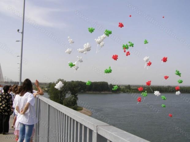 Рожден ден на Дунав мост 2
