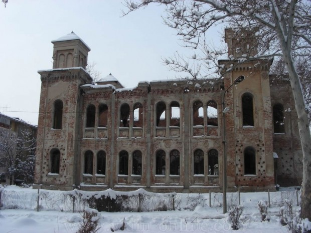 Еврейската синагога във Видин