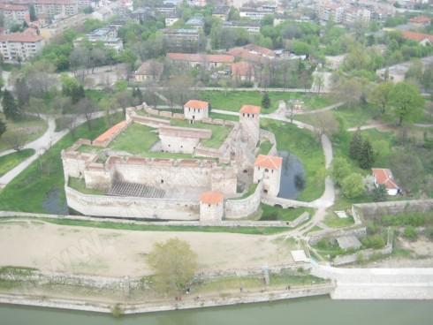 Около 200 души са посетили крепостта Баба Вида през почивните дни 7.7.13
