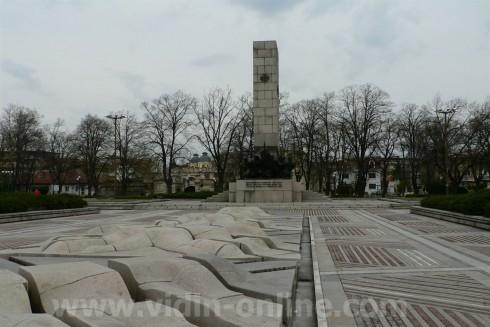 79 са войнишките паметници в област Видин